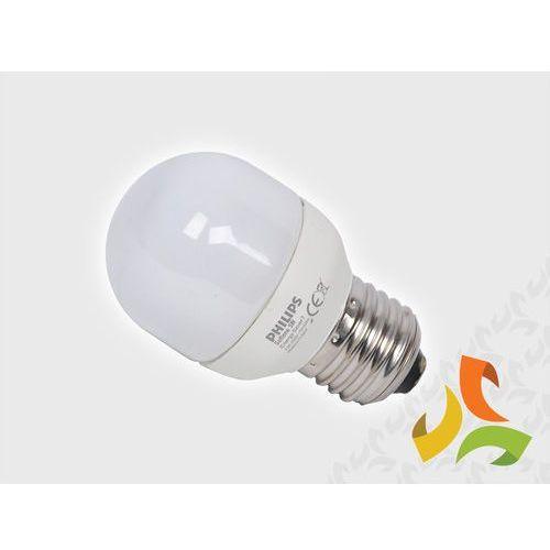 Philips softone lustre świetlówka energooszczędna w kształcie kulki 872790026066325 (8727900260663)