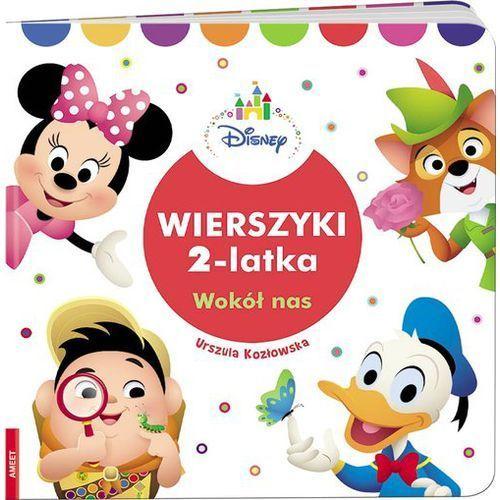 Disney Wierszyki 2-latka (9788325326838)
