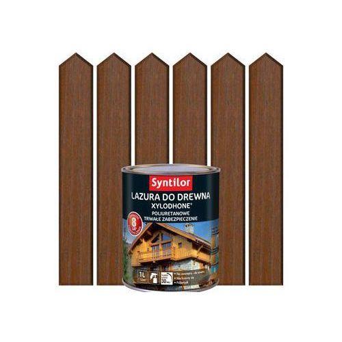 Syntilor Lazura do drewna xylodhone hp 5 l dąb rustykalny