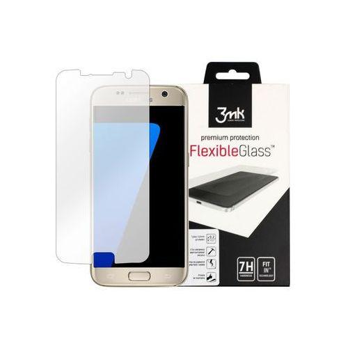 Samsung Galaxy S7 - szkło hartowane 3MK Flexible Glass, FOSM2953MFG000000