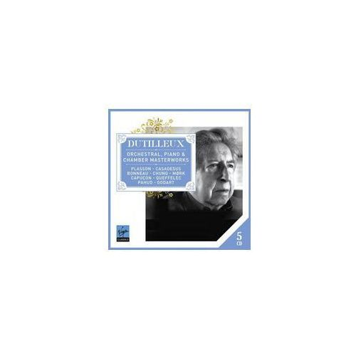Orchestral, Piano & Chamber Masterworks