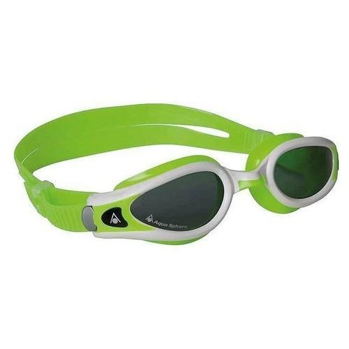 Aqua sphere Aquasphere okulary do pływania kaiman exo small dark lens lime/white