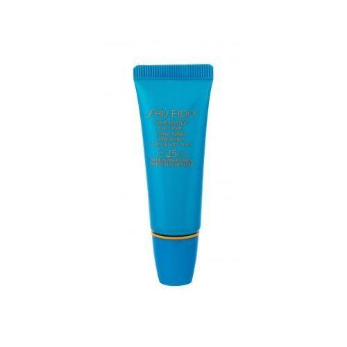sun protection eye cream spf25 krem pod oczy 15 ml dla kobiet marki Shiseido