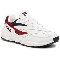 Sneakersy FILA - V94M 1010916.92F White/Fila Red/Fila Navy