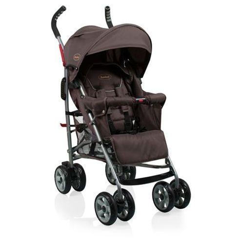 Baninni wózek spacerowy luca, ciemnobrązowy, bnst015-br