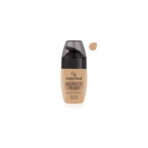 perfect finish liquid foundation, podkład w płynie, 34ml marki Golden rose