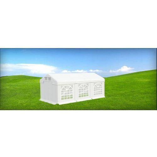 Namiot 4x6x2, wzmocniony namiot imprezowy, summer plus/sd 24m2 - 4m x 6m x 2m marki Das