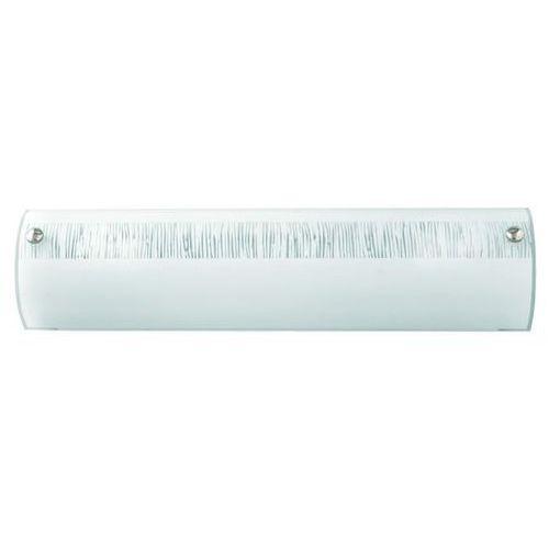 Plafon canalina zebra b 1157 lampa sufitowa 2x60w e14 biały marki Nowodvorski