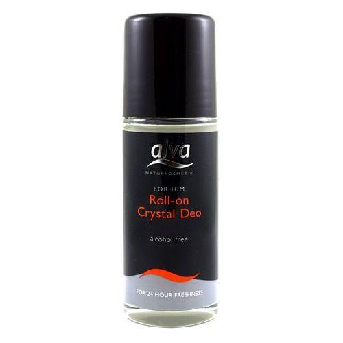 Intensywny dezodorant z ałunem roll - on - 50ml - Alva, 267-0