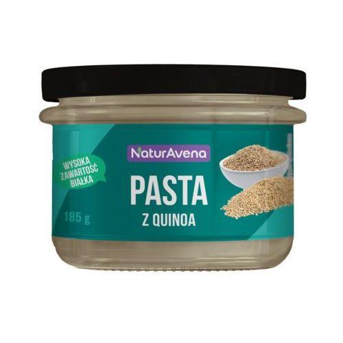 Naturavena 185g pasta z quinoa z ciecierzycy i suszonych pomidorów