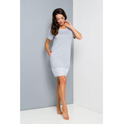 Koszula Regina 316 kr/r S-XL S, szary/melange jasny. Regina, L, M, S, XL, 1 rozmiar