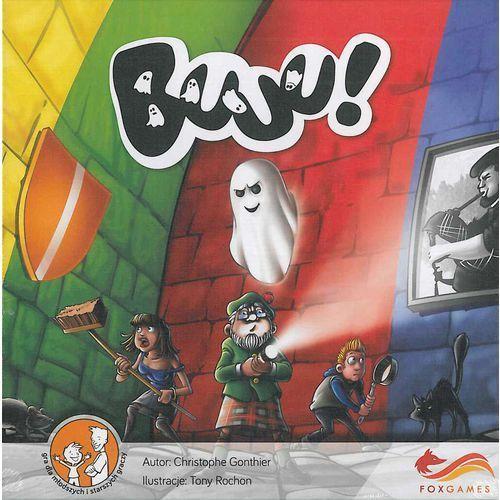 Foxgames Gra buuu - darmowa dostawa kiosk ruchu