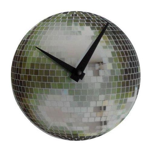 Zegar ścienny Disco 43 cm, 8124