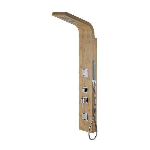 Panel natryskowy z drewna bambusowego Bao Corsan (5908238605002)