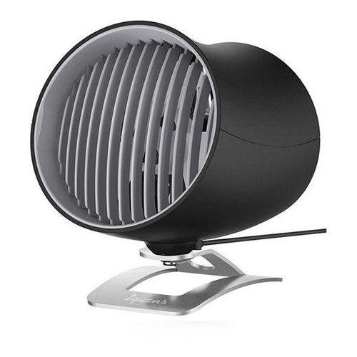Wiatrak biurkowy tquens h911 desk fan black - czarny marki Spigen