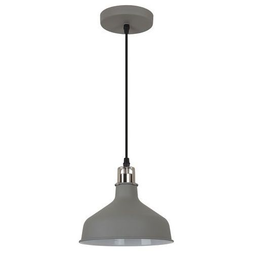 Lampa wisząca HOOPER MD-HN8049M-GR+S.NICK - Italux - Rabat w koszyku (5900644435280)