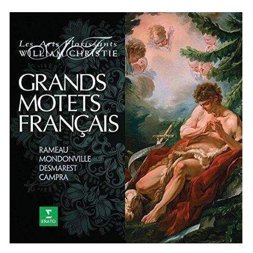 LE GRAND MOTET FRANCCAIS - Christie, William, Les Arts Florissants (Płyta CD)