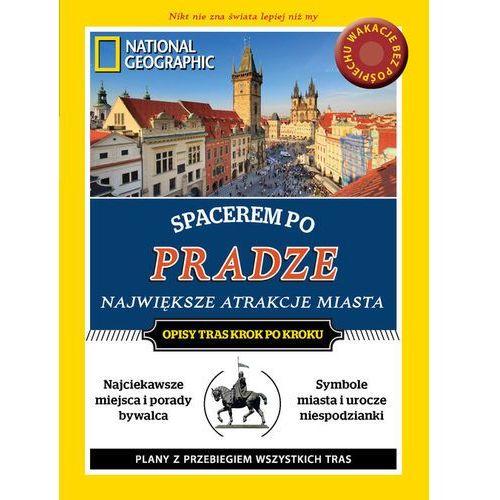 National Geographic Przewodnik Spacerem po Pradze (ilość stron 192)