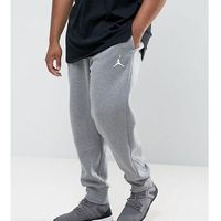 Nike Jordan PLUS Flight Fleece Joggers In Grey 823071-091 - Grey