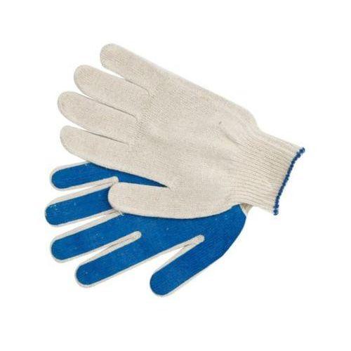 Rękawice robocze VOREL 74106 Niebieski (rozmiar 8)