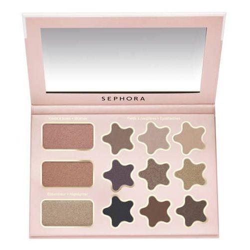 Wonderful stars- paleta do makijażu oczu i cery marki Sephora collection