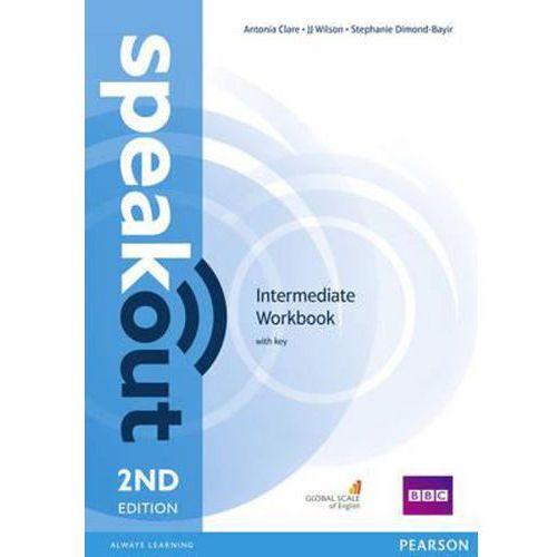 Speakout 2ed Intermediate Workbook with key-mamynastanie,wyślemyjuż.... (9781447976868)