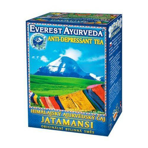Jatamansi - depresja i zaburzenia psychiczne marki Everest ayurveda