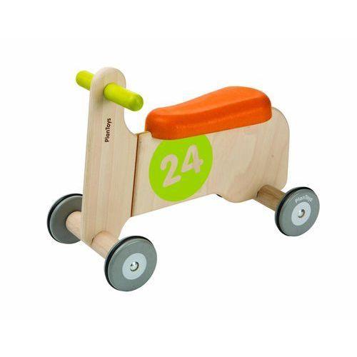 Plan toys Rowerek czterokołowy-wzór 1  plto-3476