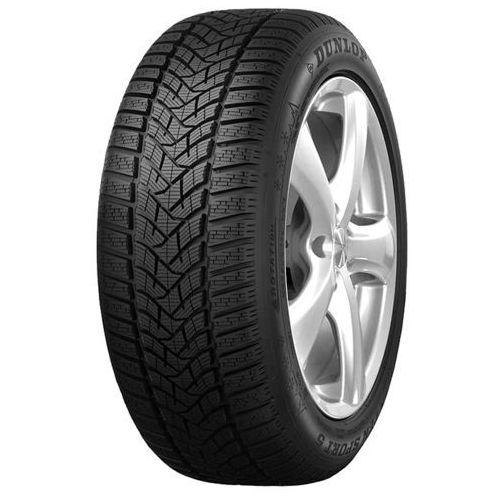 """Dunlop Winter Sport 5 205/60 o średnicy 16"""" (H 92) [efektywność paliwowa C], samochodowa opona zimowa"""