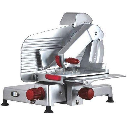 Krajalnica do wędlin i sera z nożem 330 mm i silnikiem 270 w marki Inoxxi