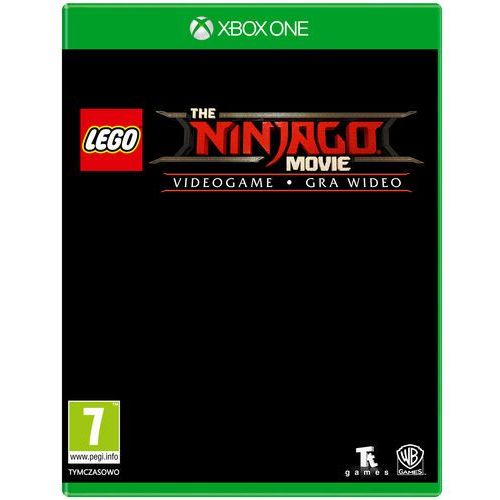 LEGO Movie The Videogame (Xbox One)