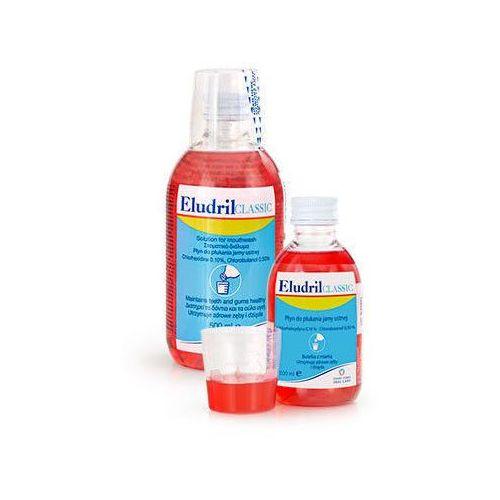 ELUDRIL Classic Płyn do płukania jamy ustnej 500ml - 500 ml