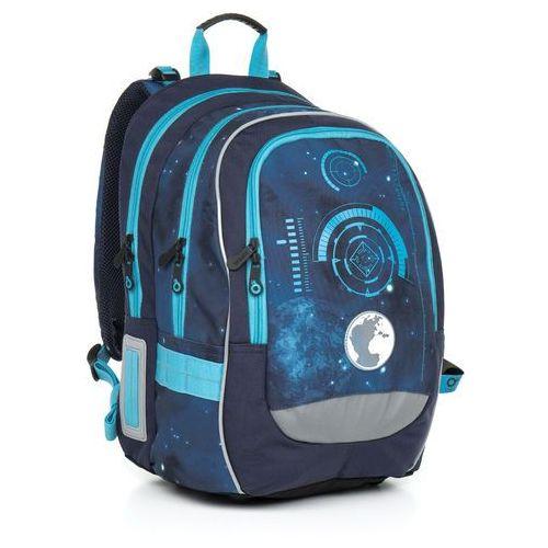 Topgal Plecak szkolny chi 799 d - blue (8592571005758)