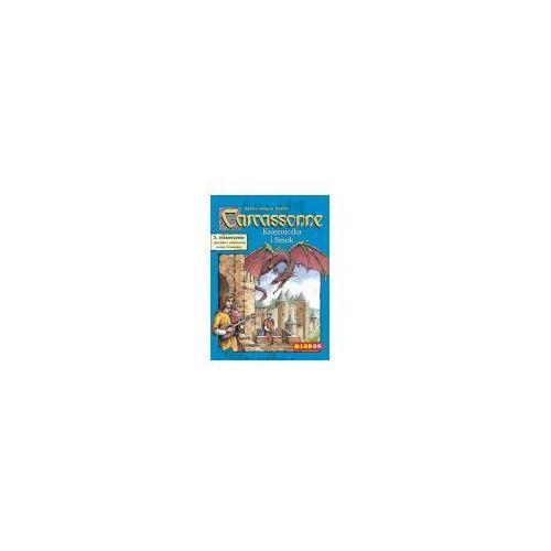 CARCASSONNE - KSIĘŻNICZKA I SMOK (edycja polska)