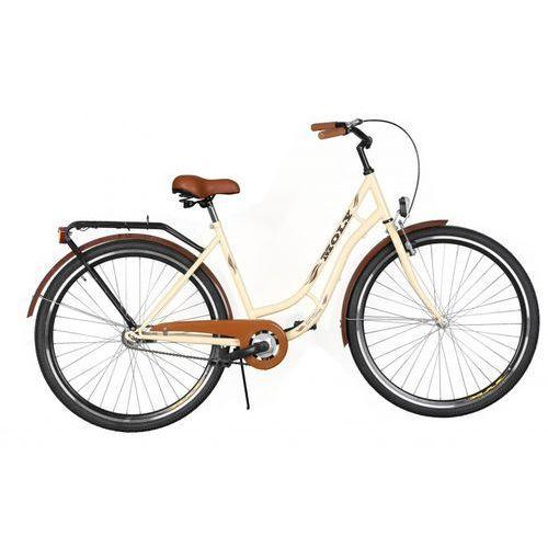 Rower DAWSTAR Moly Cappuccino + Rabat na akcesoria rowerowe! + 5 lat gwarancji na ramę! + DARMOWY TRANSPORT! (5901986491637)