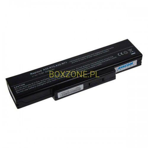 Bateria  li-ion, 11.1v, 5200 mah (noas-k72-s26) darmowy odbiór w 21 miastach! marki Avacom