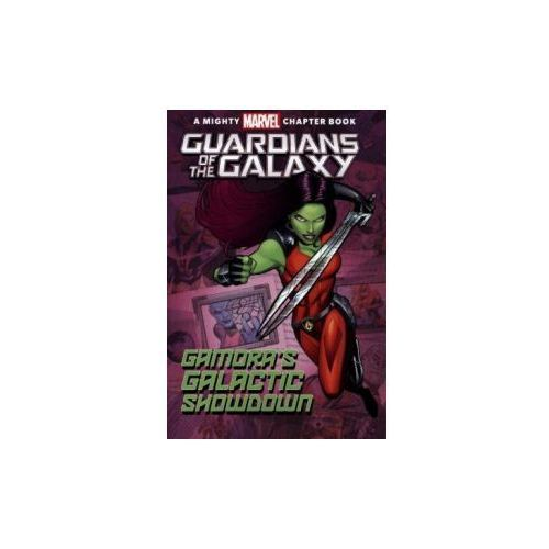 Guardians of the Galaxy: Gamora's Galactic Showdown!: A Mighty Marvel Chapter Book