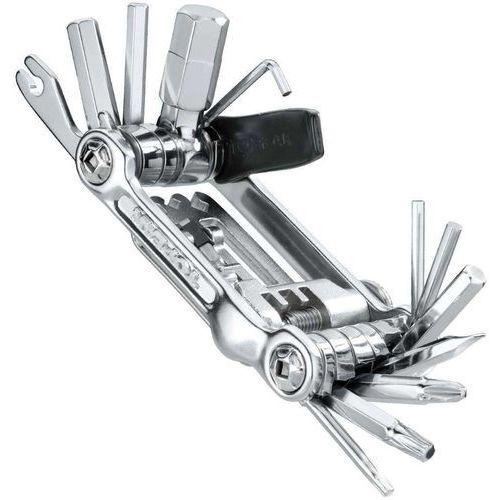 Topeak mini 20 pro narzędzie wielofunkcyjne, silver 2020 narzędzia wielofunkcyjne (4712511824889)