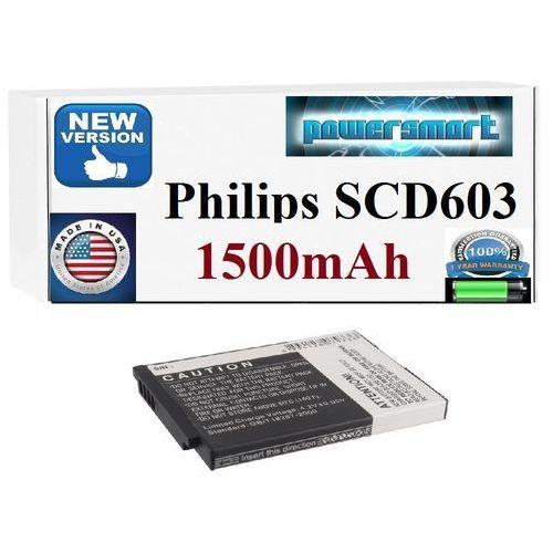 Bateria philips scd603 sn-s150 scd-603h scd-603/00 marki Powersmart