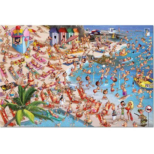 Puzzle 1000 ryuer plaża - piatnik darmowa dostawa kiosk ruchu marki Piatnik