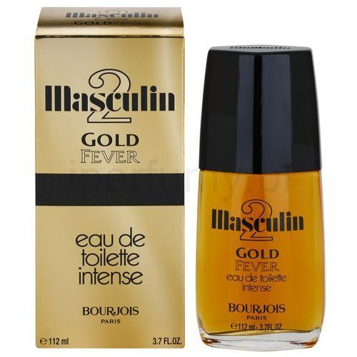 Bourjois Masculin 2 Gold Fever Men 112ml EdT