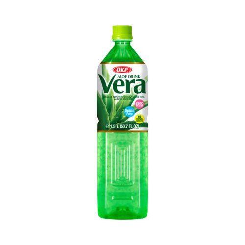 OKF 1,5l Aloe Vera Drink Napój aloesowy bez cukru
