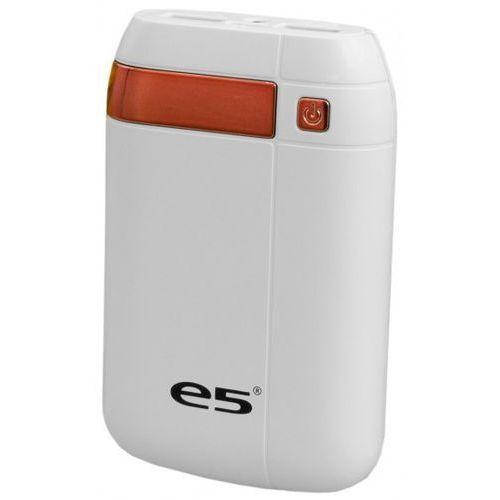 Powerbank  duke 6000mah biały (re02526white) darmowy odbiór w 20 miastach! marki E5