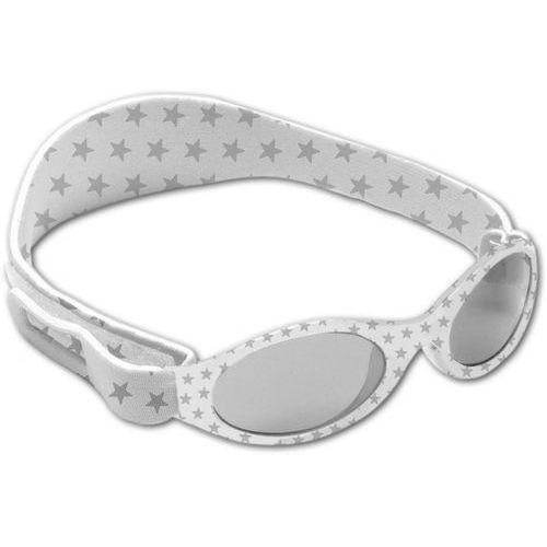 Okularki przeciwsłoneczne dooky banz - silver stars marki Brak