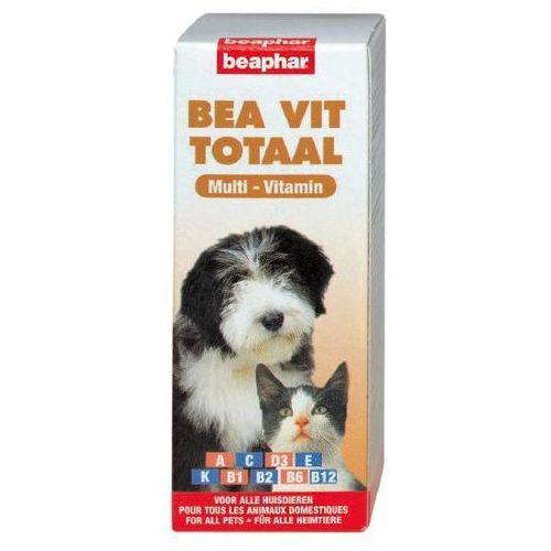 bea vit totaal preparat multiwitaminowy dla zwierząt marki Beaphar