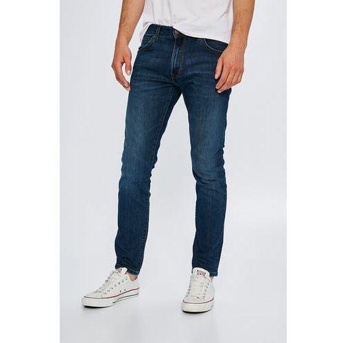 - jeansy larston dark vantage, Wrangler
