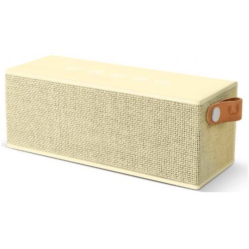 Głośnik bluetooth  rockbox brick fabriq edition buttercup marki Fresh n rebel