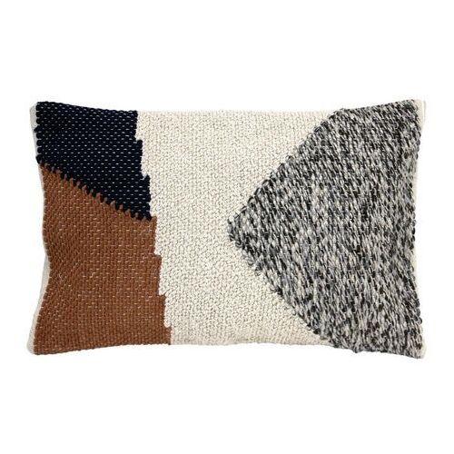 Hkliving wiązana poduszka z kolorami jesieni, wykonana z bawełny (40x60) tku2033