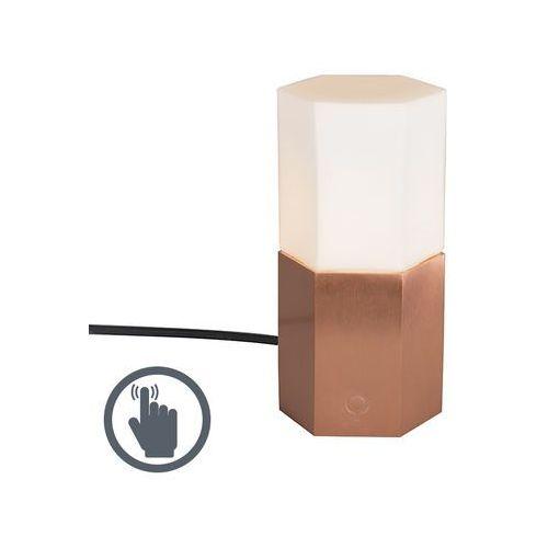 Lampa stolowa Hexagon miedziana - sprawdź w wybranym sklepie