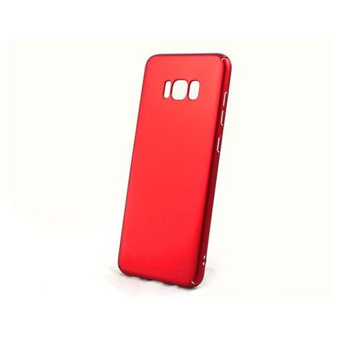 Etui Thin Case do Samsung Galaxy S8 Czerwone - Czerwony